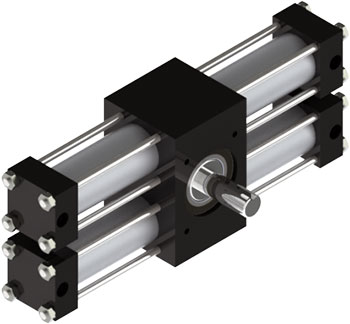 A32 Rotary Actuator