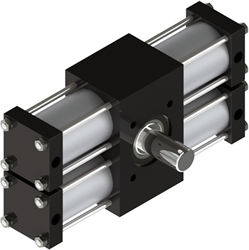 A32 3-Position Actuator Product Image