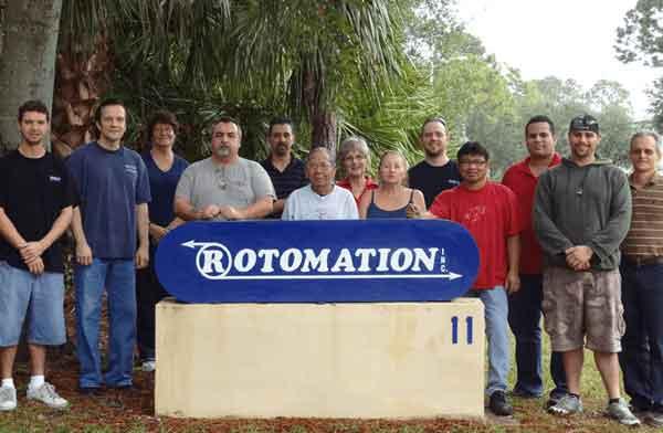 Articles Rotomation Inc