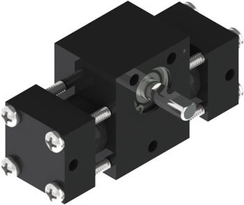 A01 Rotary Actuator Product Image