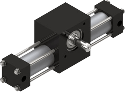 a2 rotary actuator