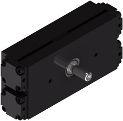 A752 Rotary Actuator Product Image