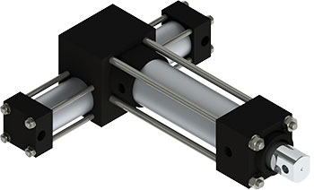 PA2 Pick and Place Actuator