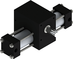 X2 indexing actuator