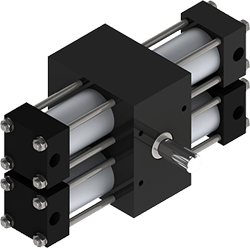 X22 indexing actuator