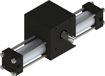 X3 Indexing Actuator Product Image
