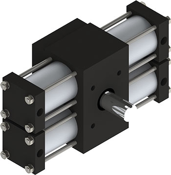The X42 Indexing Actuator is a popular choice for high cycle rate, harsh environment applications