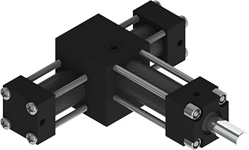 PA01 Pick and Place Actuator Product Image