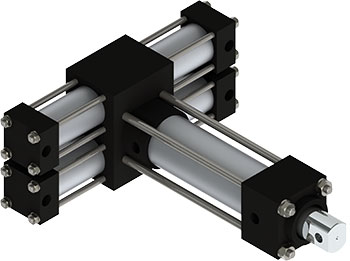 PA22 Pick and Place Actuator Product Image
