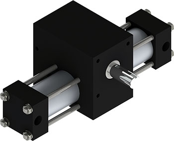 X2 Indexing Actuator Product Image