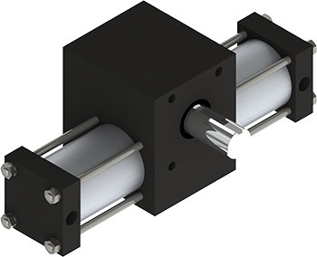 X4 Indexing Actuator Product Image